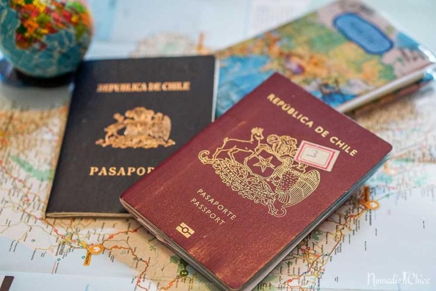 Asimetría en pasajes y visas