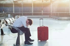 Perder las maletas